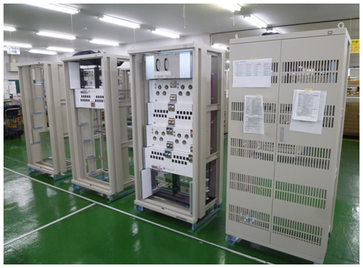 メイン画像:中間電流供給装置
